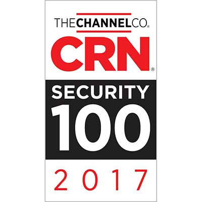 2017 CRN Security 100 List