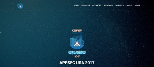 AppSec United States (OWASP National Conference)
