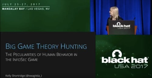 Big Game Theory Hunting: The Peculiarities of Human Behavior in the InfoSec Game