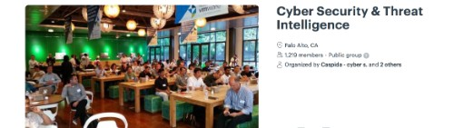 Cyber Security & Threat Intelligence