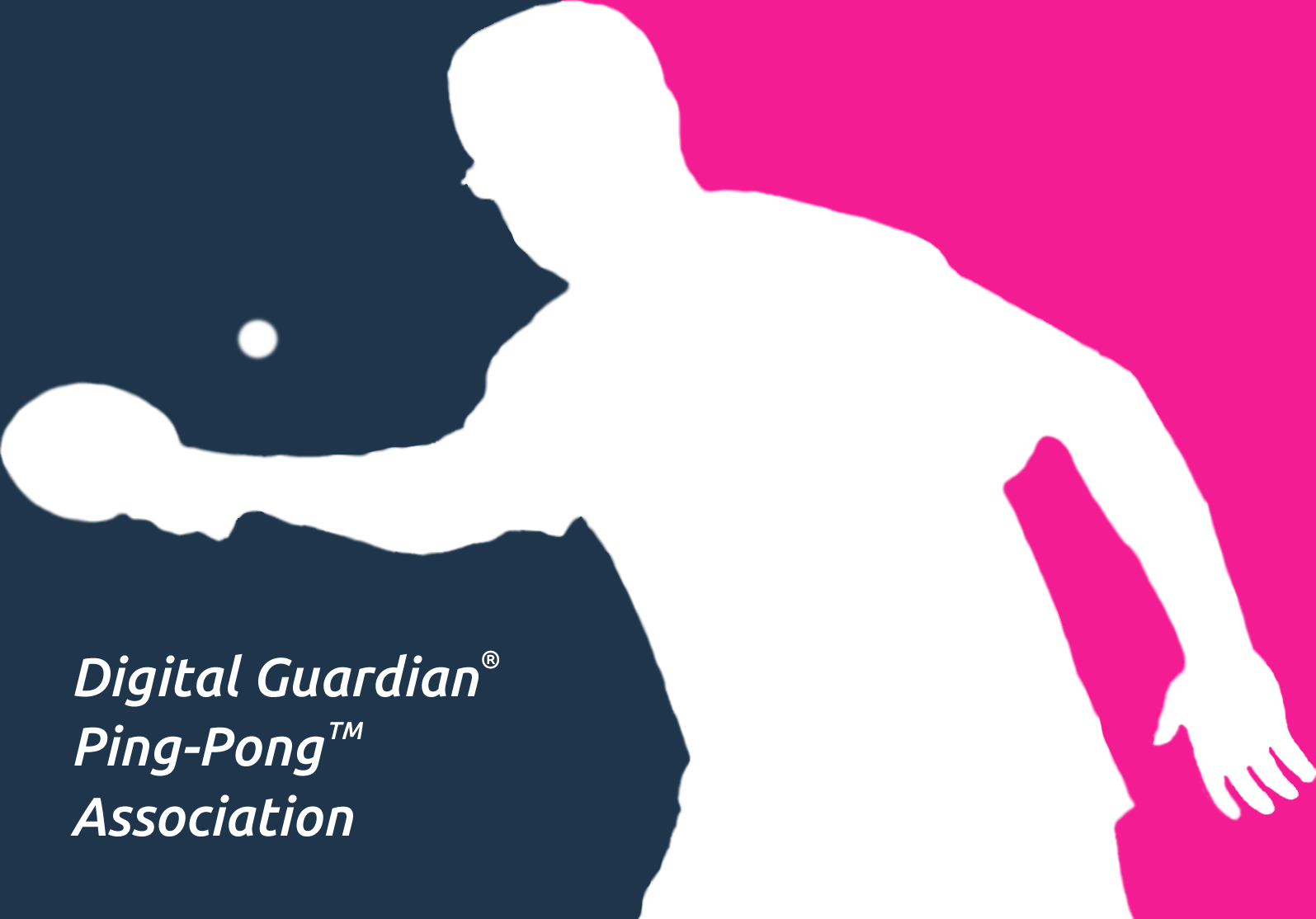 Highlights From The 2015 Digital Guardian Ping Pong