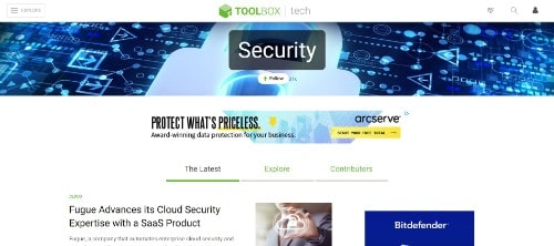 IT Toolbox - Security