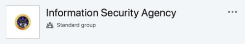 Information Security Agency