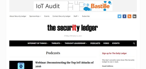 Security Ledger Podcasts
