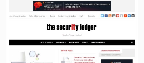 The Security Ledger