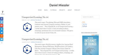 The Unsupervised Learning Podcast