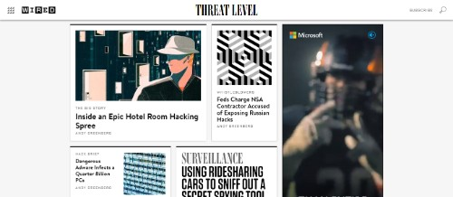 Wired's Threat Level