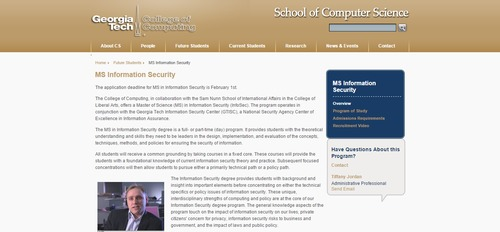 Could someone suggest an undergraduate dissertation topic on information security management?