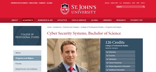 blog cybersecurity higher education colleges degrees